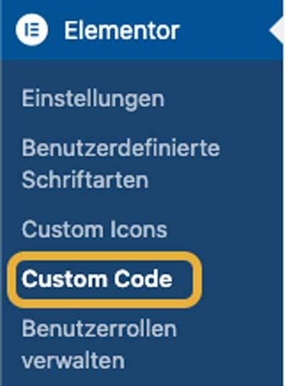 Elementor PageSpeed: Critical CSS nutzen 5